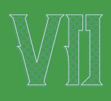Seven.7.VII Baby Tee