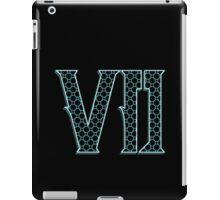 Seven.7.VII iPad Case/Skin