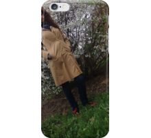 At the spring rendezvous  , do you remember ? , Owsss Darling ! iPhone Case/Skin