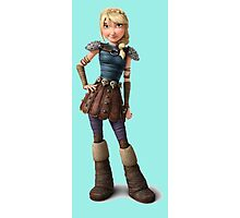 Astrid - How to Train Your Dragon 2 Photographic Print