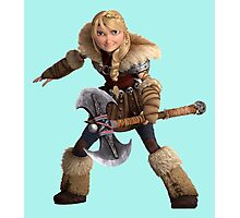 Astrid - How to Train Your Dragon 3 Photographic Print