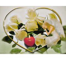 My memory of Valentine's Days ... Photographic Print