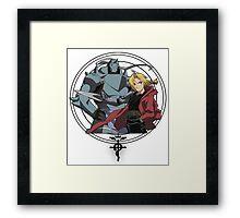 Fullmetal Alchemist Framed Print