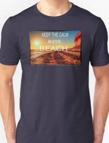 KEEP THE CALM Unisex T-Shirt