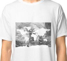The world's most beautiful ports bw Classic T-Shirt