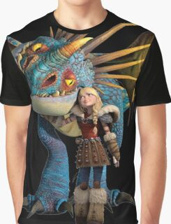 Astrid - How to Train Your Dragon 4 Graphic T-Shirt