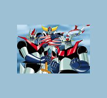 Goldrake Grendizer and Mazinger, best super robots Unisex T-Shirt