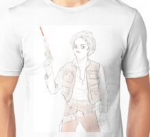 Han Winchester - Sam Solo Unisex T-Shirt