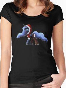 Luna MLP Women's Fitted Scoop T-Shirt