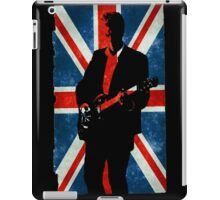 Twelve's Guitar, Hell Bent Union Jack iPad Case/Skin