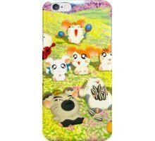Hamtaro  iPhone Case/Skin