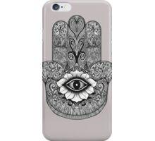 Hamsá iPhone Case/Skin