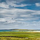 North Uist: Road to Berneray by Kasia-D