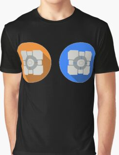 Cube portal Graphic T-Shirt