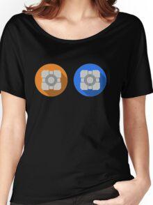 Cube portal Women's Relaxed Fit T-Shirt
