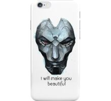 I will make you beautiful - Jhin iPhone Case/Skin