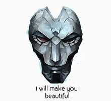 I will make you beautiful - Jhin T-Shirt