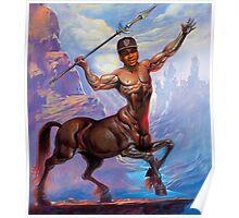 Lil B Centaur (Rare) Poster