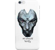 Art Should Terrify -Jhin iPhone Case/Skin