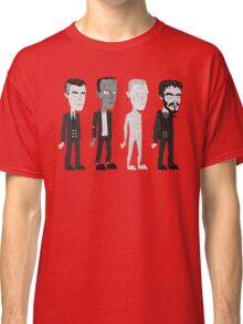 Many Faces Of Karloff Classic T-Shirt