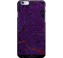 New York NY Rainbow Falls 136844 1964 24000 Inverted iPhone Case/Skin