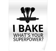 I Bake What's Your Superpower? Poster
