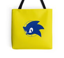 Sonic face Tote Bag