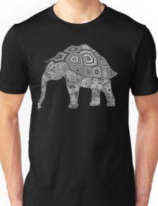 Elephant Turtle Unisex T-Shirt