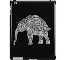 Elephant Turtle iPad Case/Skin