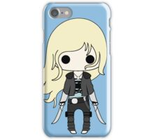 Throne of Glass Chibi iPhone Case/Skin