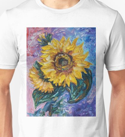 That Sunflower From The Sunflower State Unisex T-Shirt