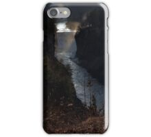 Letchworth Light iPhone Case/Skin