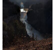 Letchworth Light Photographic Print