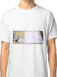 1967 EDUCATIONAL RECORDS/FILMSTRIPS CATALOG BACK Classic T-Shirt