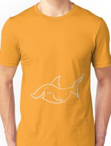 sketch of shark Unisex T-Shirt