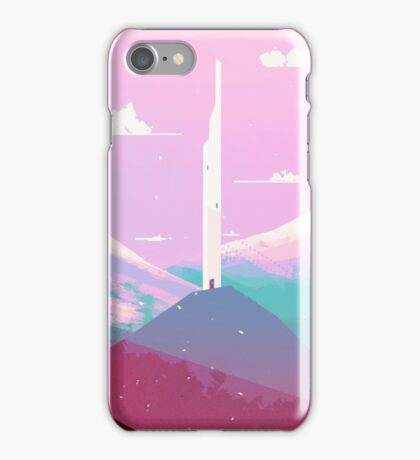 tower of wind iPhone Case/Skin