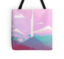 tower of wind Tote Bag