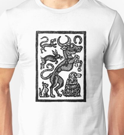 Witch's Familiars Unisex T-Shirt