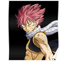 Fairy Tail - Natsu Dragneel Dragon Force Poster
