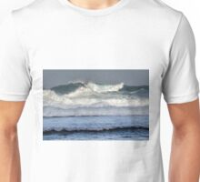 Ocean Waves  photography by Lena Owens  Unisex T-Shirt