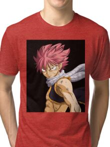 Fairy Tail - Natsu Dragneel Dragon Force Tri-blend T-Shirt