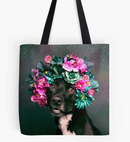 Flower Power, Kaylee Tote Bag