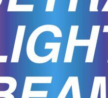 Ultra Light Beam Sticker