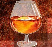 Brandy Glass by Irina Sztukowski