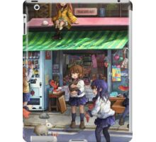 Anime Characters Crossover iPad Case/Skin
