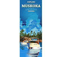 Explore Muskoka  Photographic Print