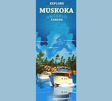 Explore Muskoka  Unisex T-Shirt