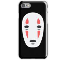 No Face Kaonashi iPhone Case/Skin