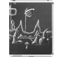 A Cold Night on the Edge of Reality iPad Case/Skin