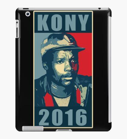 KONY 2016 iPad Case/Skin